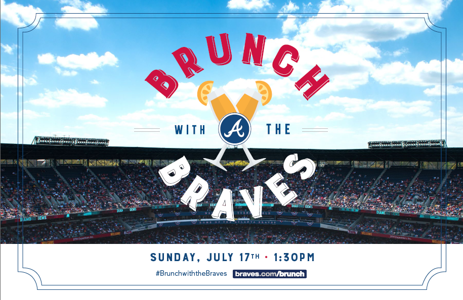 Brunch with the Braves Graphic